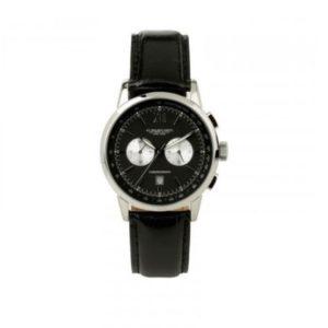 orologio cronografo nero a.g. spalding & bros